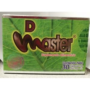 D MASTER 30CAPS 150MG