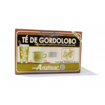 Gordolobo tea