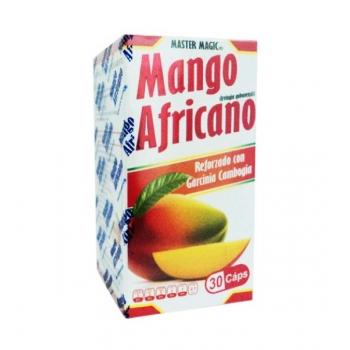 MANGO AFRICANO 30CAPS 500MG