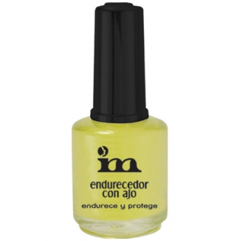 NAIL POLISH HARDENER W/GARLIC 15ML