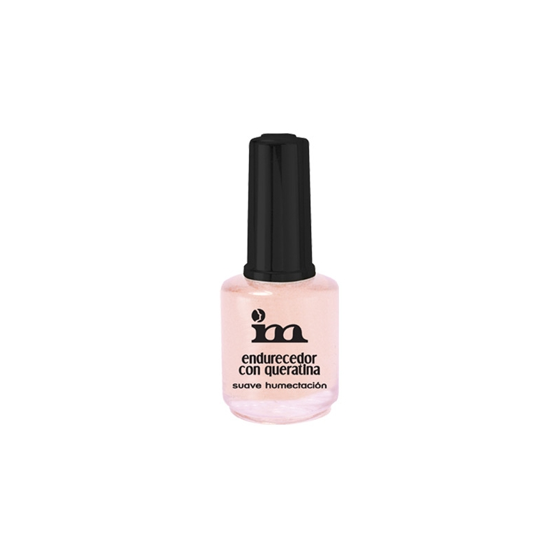 NAIL POLISH, HARDENER W/ GARLIC AND KERATIN (PINK) 15ML