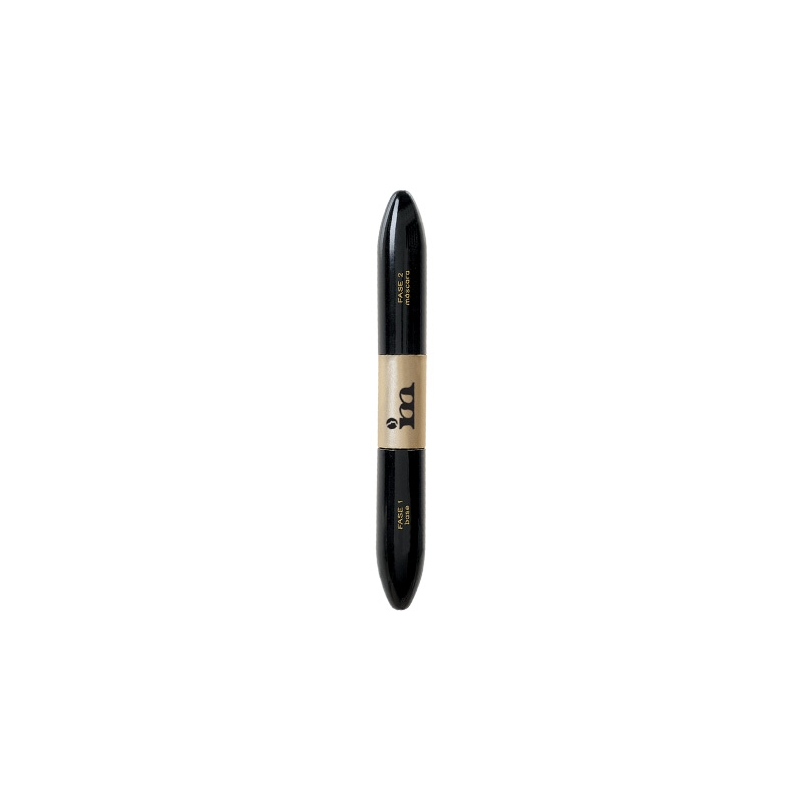 2 PHASE EYELASH MASCARA WITH EXTENSION FIBERS 14G