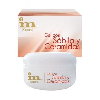 GEL ASTRINGENTE C/ SABILA Y CERAMIDAS 50G