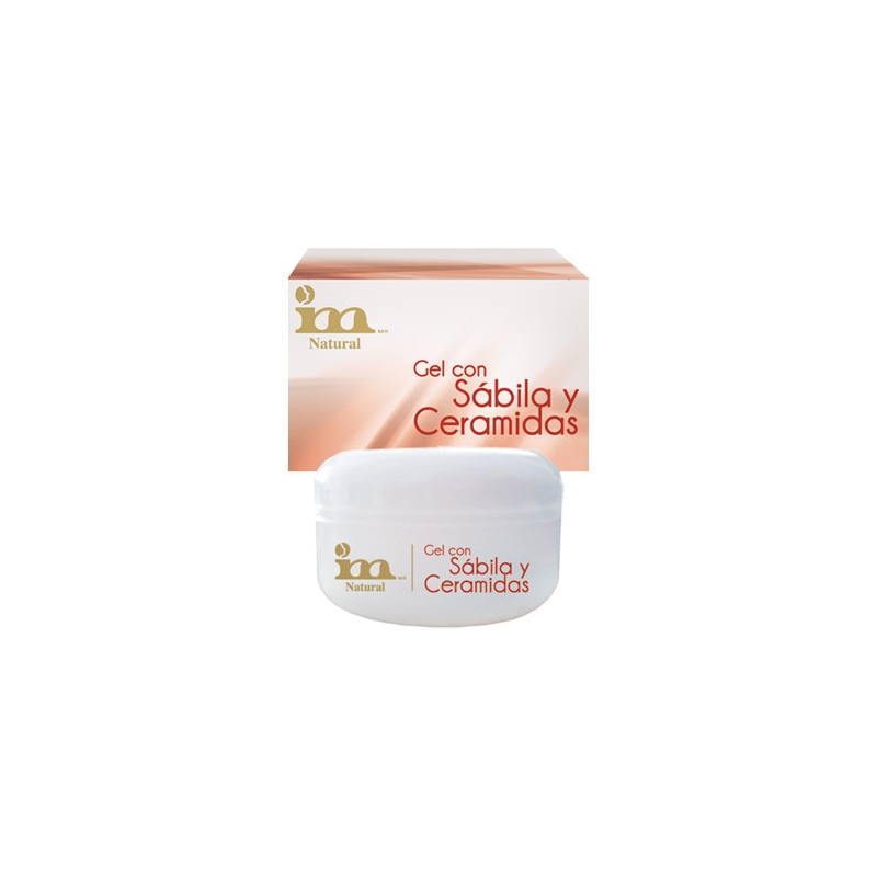ASTRINGENT GEL W/SABILA AND CERAMIDAS 50G